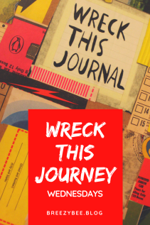 wreck this journey wednesdays