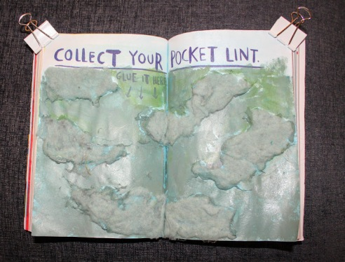 Collect Your Pocket Lint.